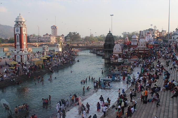 poznávací zájezd Indie