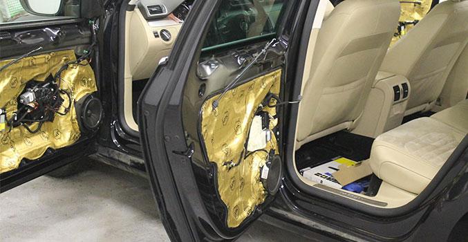 odhlučnění vašeho automobilu