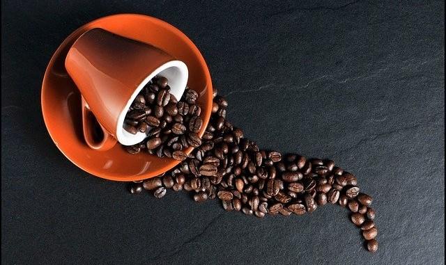 čerstvá káva