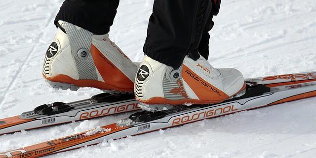Slovinsko - lyžovačka