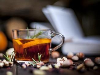 bylinné čaje