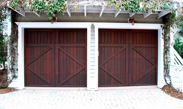 garážová vrata sekční