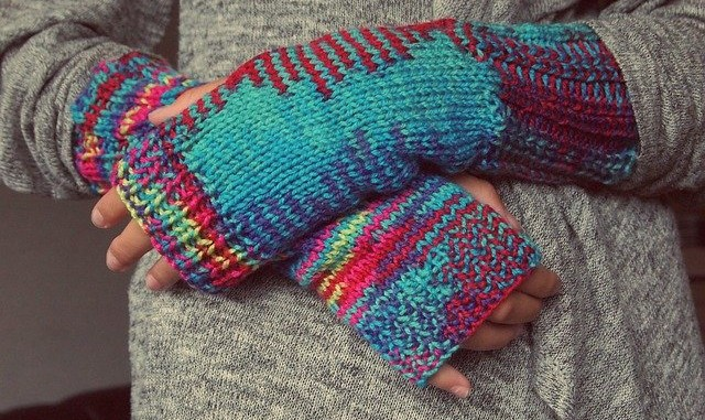 Pomůcky na pletení