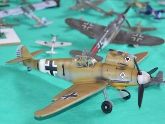 Plastikové modely letadel
