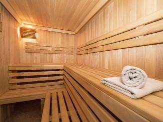 Stavba sauny