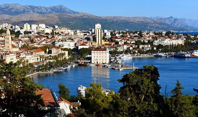 Chorvatsko - hotel