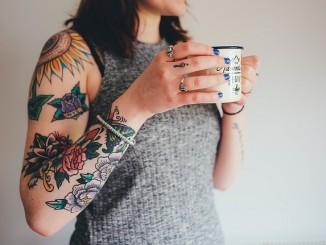 Praha tetování