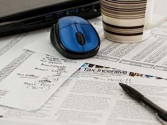 daňové přiznání online