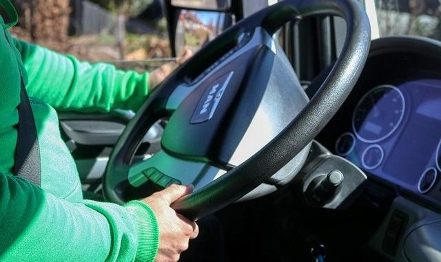 GPS lokátor pro kamiony